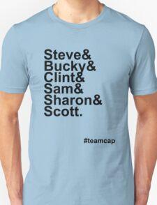 Team Captain Unisex T-Shirt
