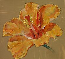 Hibiscus by Michael Creese