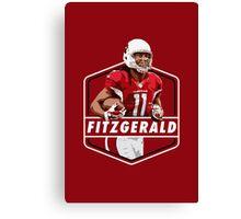 Larry Fitzgerald - Arizona Cardinals Canvas Print