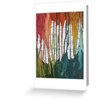 Ethereal Growth Three Greeting Card