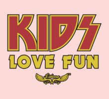 Kids Love Fun One Piece - Short Sleeve