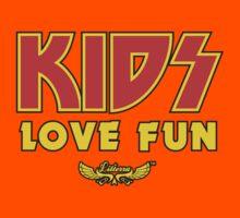 Kids Love Fun Kids Tee
