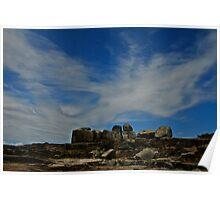 Great Sky at Yamba Poster