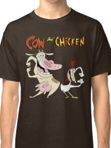 Cow and Chicken Classic T-Shirt