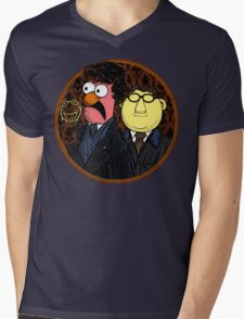 221b Beaker Street Mens V-Neck T-Shirt