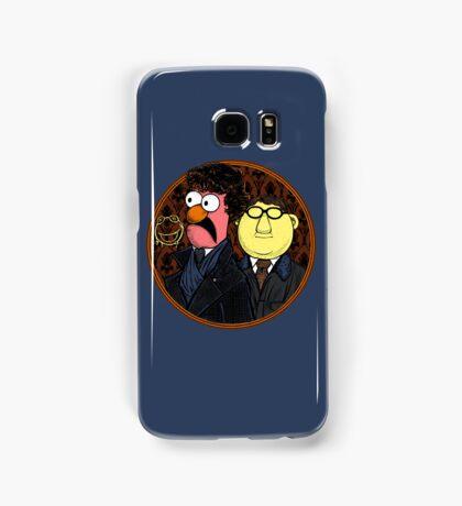 221b Beaker Street Samsung Galaxy Case/Skin
