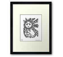 Heavenly Bodies Framed Print