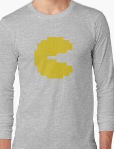 Vintage Look Arcade Classic Eating Legend Long Sleeve T-Shirt