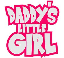 Daddys Little Girl Logo by Style-O-Mat