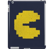 Vintage Look Arcade Classic Eating Legend iPad Case/Skin