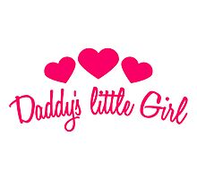 Daddys Little Girl Heart by Style-O-Mat