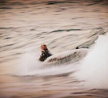 Surf Sliding  by amimages