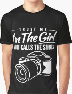 PHOTOGRAPHER Graphic T-Shirt