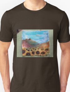 Sunflower dreams of the Bluffs T-Shirt