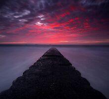 Sundown St Clement by Gary Power