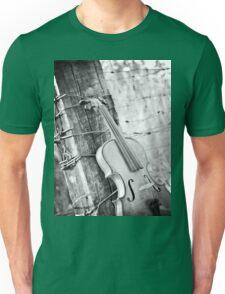 Violin Rural Unisex T-Shirt