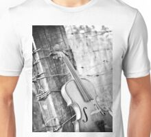 Violin Rural Unisex T-Shirt
