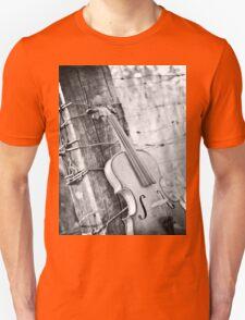 Violin Rural T-Shirt