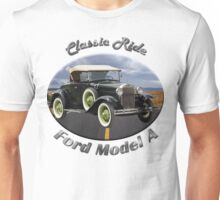Ford Model A Classic Ride Unisex T-Shirt