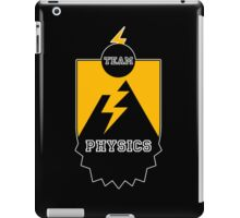 Team Physics iPad Case/Skin