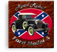 Ford Model A Road Rebel Canvas Print
