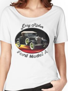 Ford Model A Easy Rider Women's Relaxed Fit T-Shirt