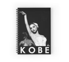 Kobe / Black Swan Spiral Notebook