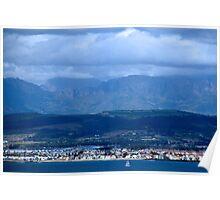 Gordons Bay, Cape Town Poster