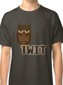 Twit. Classic T-Shirt