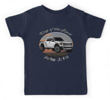 Ford F-150 Truck King Of The Road Kids Tee