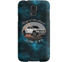 Ford F-150 Truck King Of The Road Samsung Galaxy Case/Skin