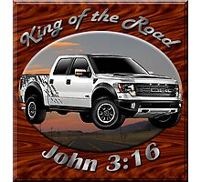 Ford F-150 Truck King Of The Road Photographic Print