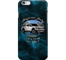 Ford F-150 Truck Anytime Baby iPhone Case/Skin