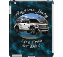 Ford F-150 Truck Anytime Baby iPad Case/Skin