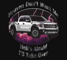 Ford F-150 Truck Heaven Don't Want Me Kids Clothes