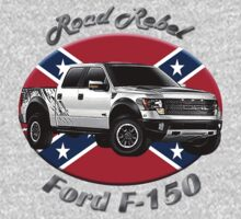 Ford F-150 Truck Road Rebel One Piece - Short Sleeve
