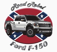 Ford F-150 Truck Road Rebel Kids Tee