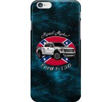 Ford F-150 Truck Road Rebel iPhone Case/Skin