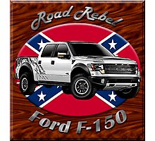 Ford F-150 Truck Road Rebel Photographic Print