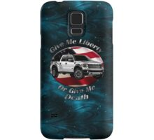 Ford F-150 Truck Give Me Liberty Samsung Galaxy Case/Skin