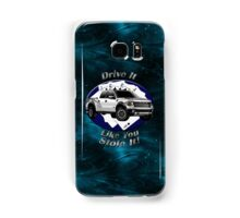 Ford F-150 Truck Drive It Like You Stole It Samsung Galaxy Case/Skin