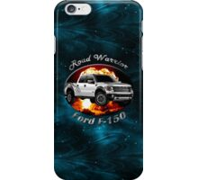 Ford F-150 Truck Road Warrior iPhone Case/Skin