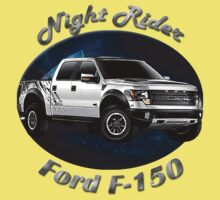 Ford F-150 Truck Night Rider One Piece - Short Sleeve