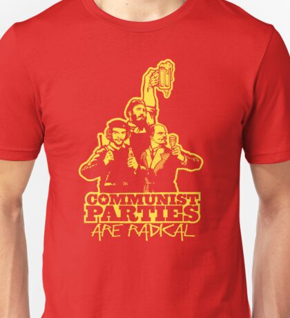 Communist Parties Are Radical T-Shirt