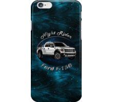 Ford F-150 Truck Night Rider iPhone Case/Skin