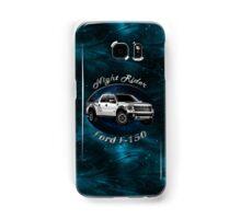 Ford F-150 Truck Night Rider Samsung Galaxy Case/Skin