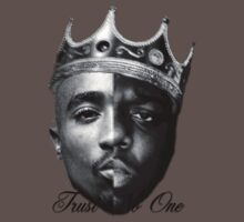 Trust No One (2Pac & Biggie) by WRBclothing
