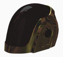Daft Punk Helmet by rodrigogcampos
