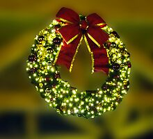 Rustic Wreath by phil decocco
