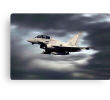 RAF Typhoon Pass Canvas Print